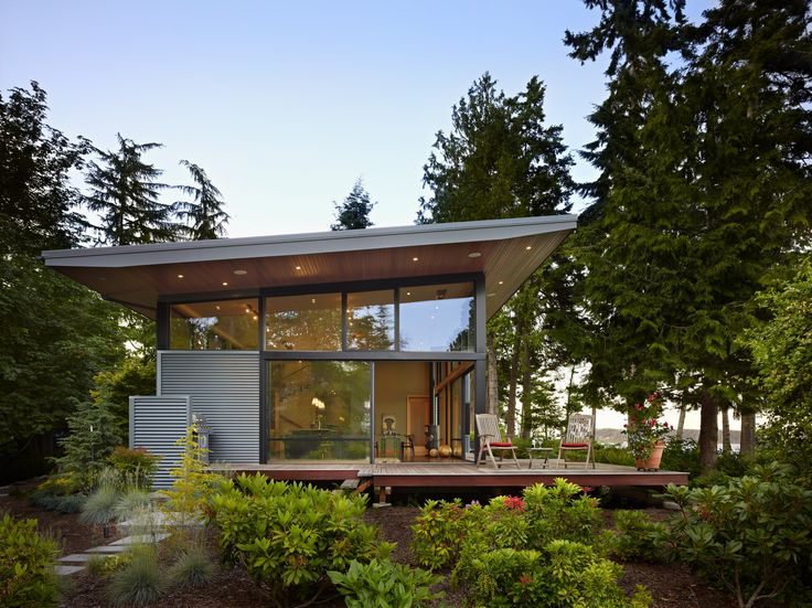 FINNE Architects - Project - Port Ludlow Residence - Image-8