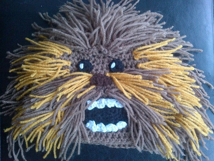 chewbacca crochet hat - Google Search