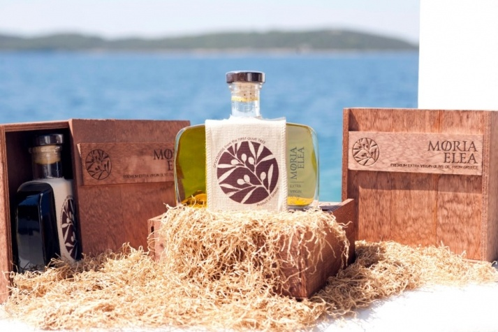 Moria Elea Premium Extra Virgin Olive Oil | Living Postcards - The new face of Greece