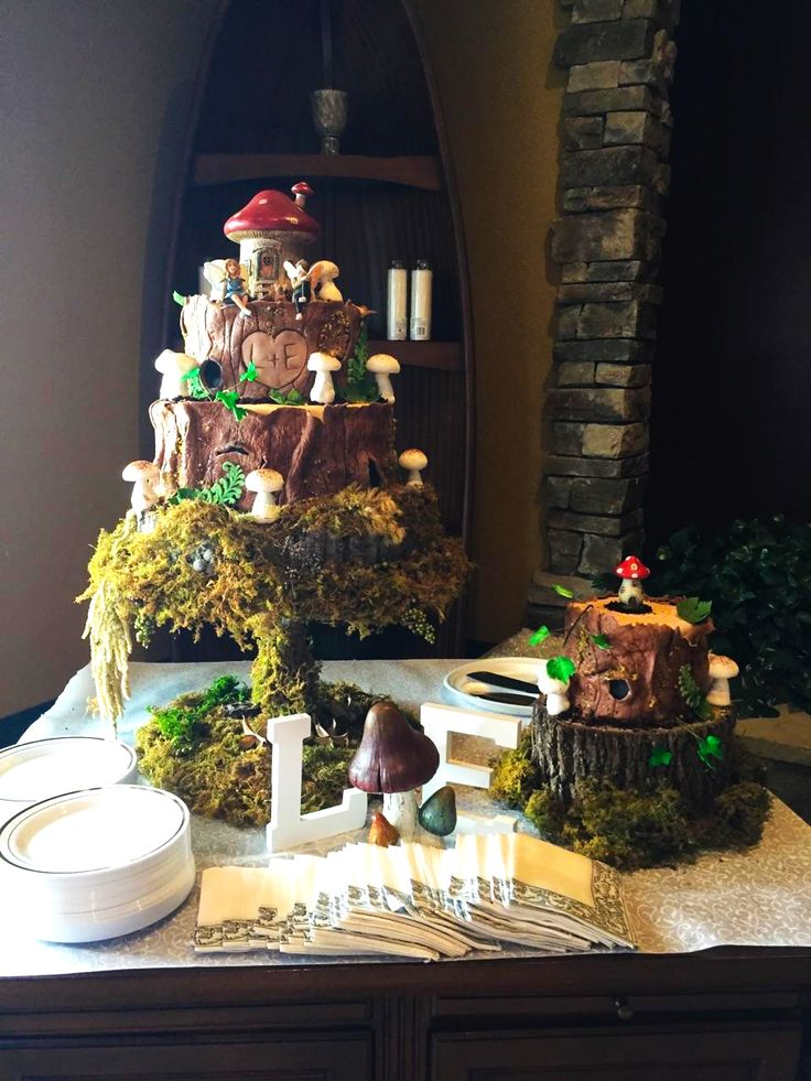 enchanted forest wedding cake ideas the 125 best images about just simply delicious wedding 14017