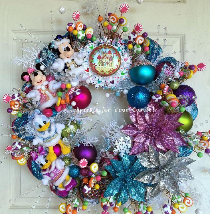25+ melhores ideias de Disney christmas tree decorations no - disney christmas decorations