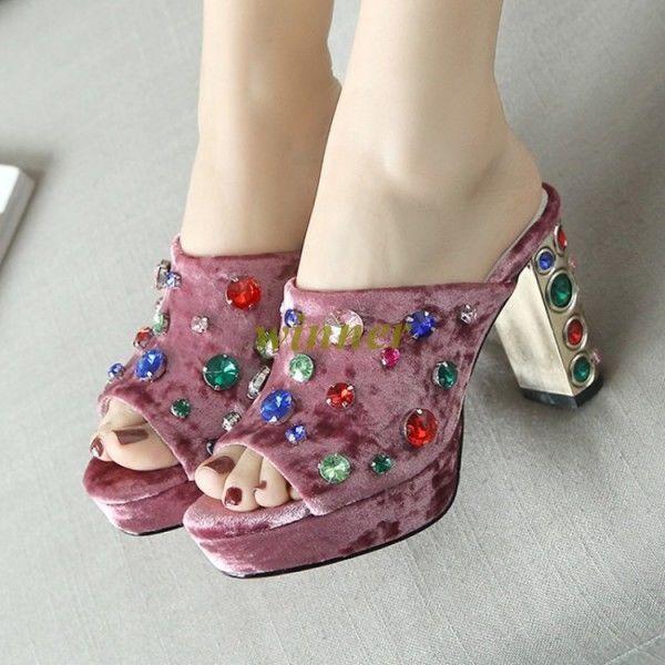 Best 25 Rhinestone Sandals Ideas On Pinterest Sexy