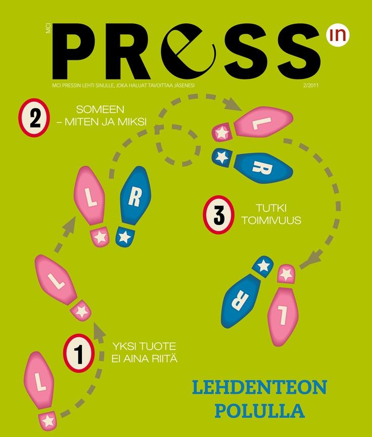 Pressin 2/2011 (Versio 1). Lue lehti: http://www.issuu.com/mcipress/docs/pressin0211