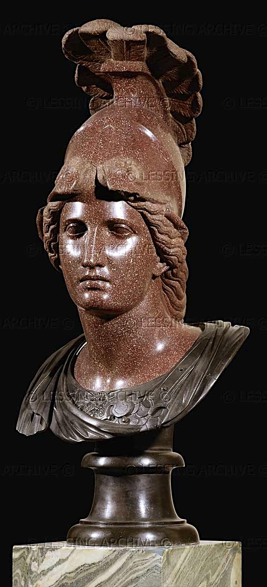 Alexander the Great. Louvre Museum, Paris