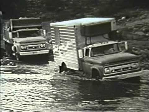 Chevrolet Ole! - The 1963 Baja Run | Off Road Action