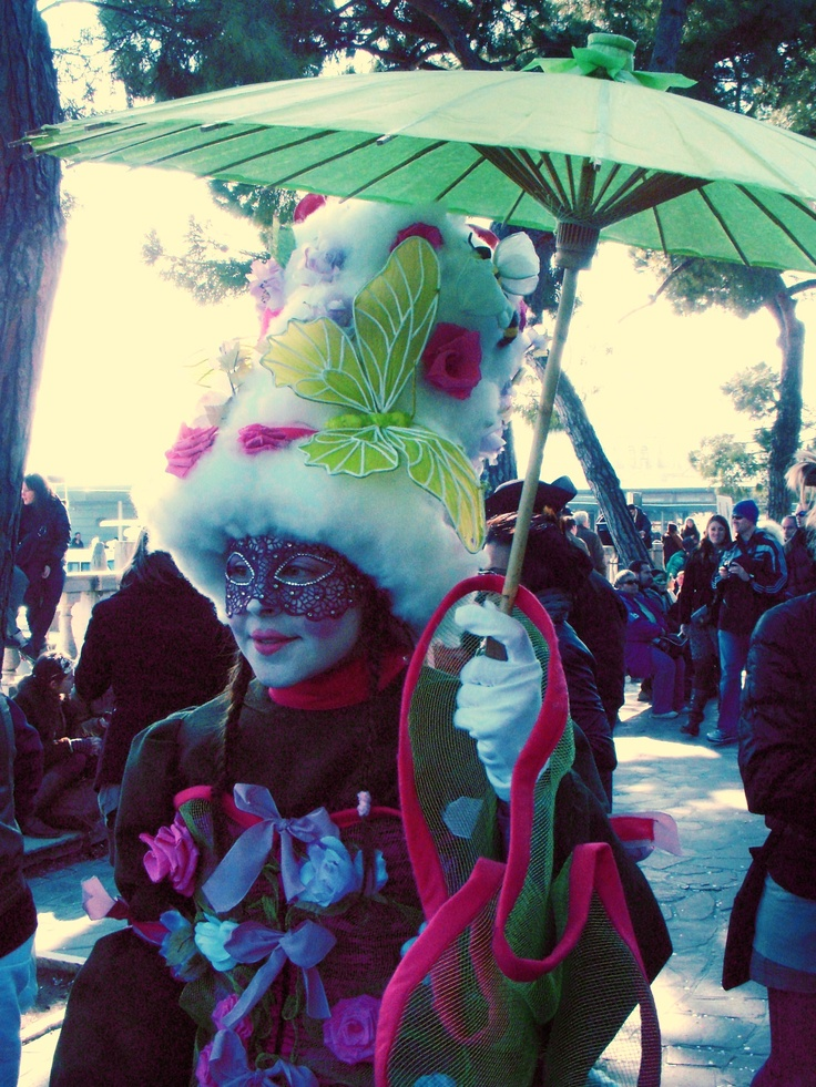 Carnevale, Venice Italy