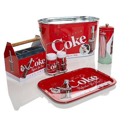 Find this Pin and more on Coca Cola Trays, Tins, Lunch Boxes, & Banks.