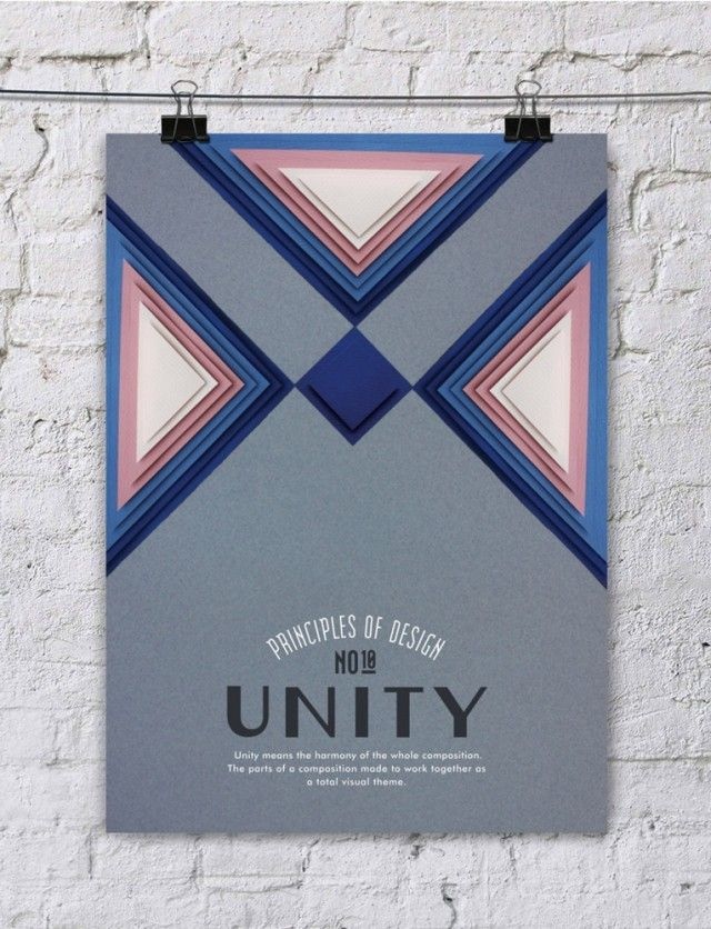 Principle-of-Design-Poster-Unity