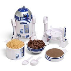 Star Wars R2-D2 8-pc. Measuring Cup Set by ThinkGeek