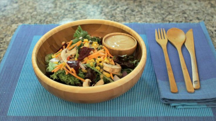 Sweet Miso Dressing by fork-road  #Salad #Dressing #MIso