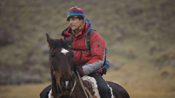 Patagonia | Man vs. Wild | BBC America