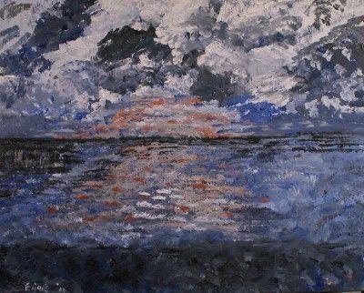 Painting Schiermonnikoog