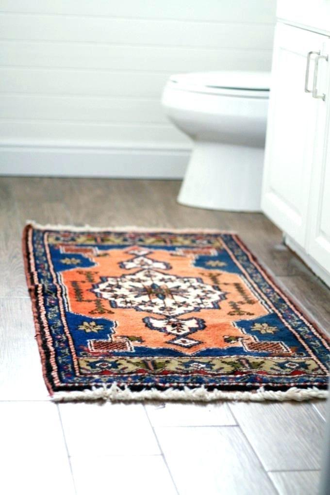Hand Knotted Vintage Turkish Rug Oushak Geometric Bohemian Carpet