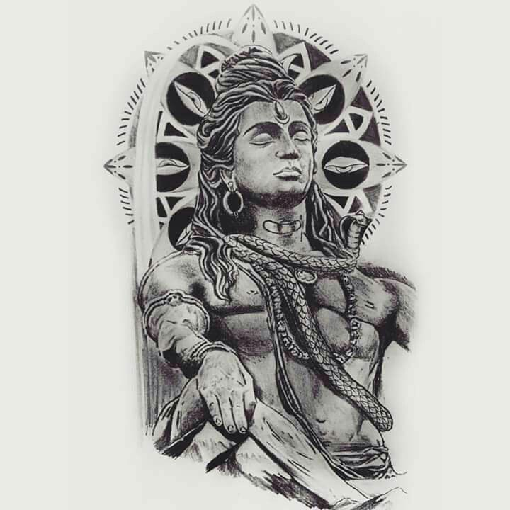Tattoo Designs God Shiva: 1057 Best Images About Shiva On Pinterest