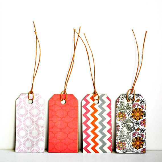 sweet mix-n-match tags, making your next gift wrap a breeze