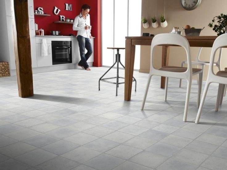 strapazierfähige Oberfläche besonders praktisch für die Küche