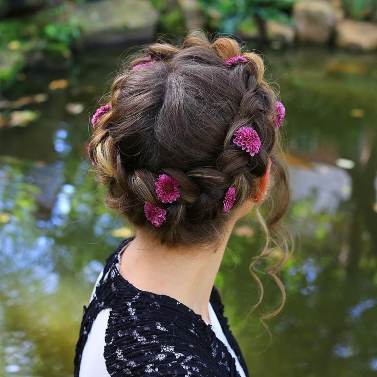 20 Cute and Easy Party Hairstyles for All Hair Lengths and Types    Quincenera  …