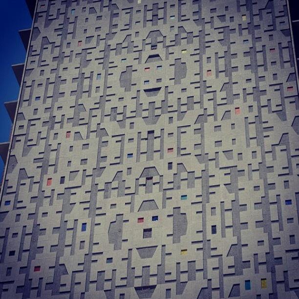 The texture of Jo'burg! #architecture #johannesburg #instagram #urbangenesis