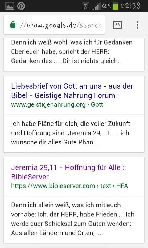 #Gott hat für alle einen guten Plan  - #Bibel - #Jeremia - 29; 11 - 14
