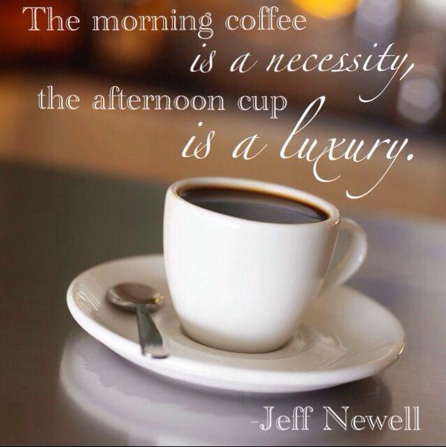 Coffee Quotes: Love, Coffee ♥ Tea
