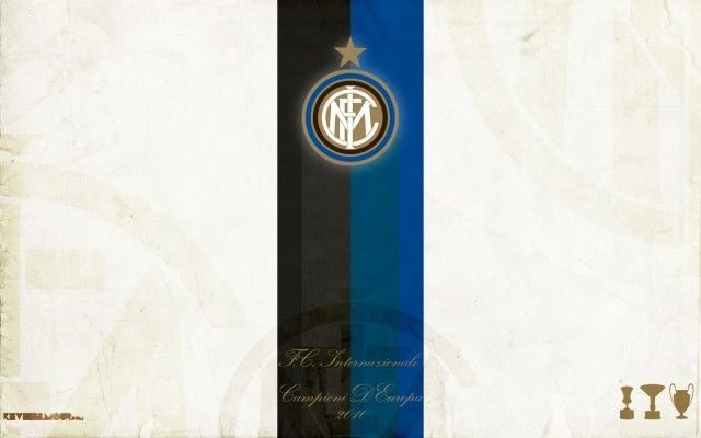 Inter Milan Logo Wallpaper For Desktop