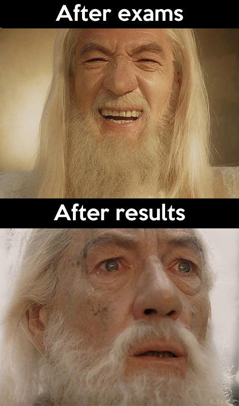 Once exams are over…