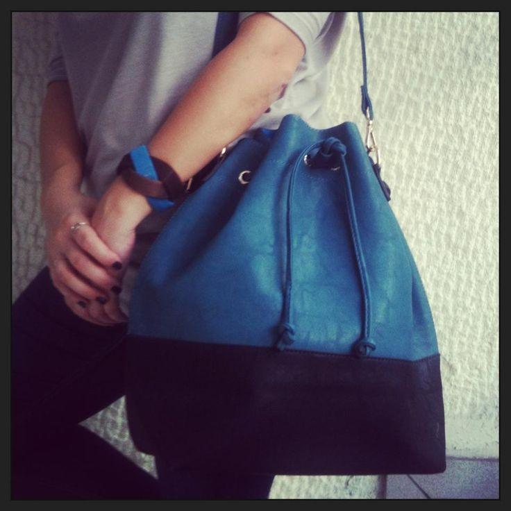 Tσάντα πουγκί..!!