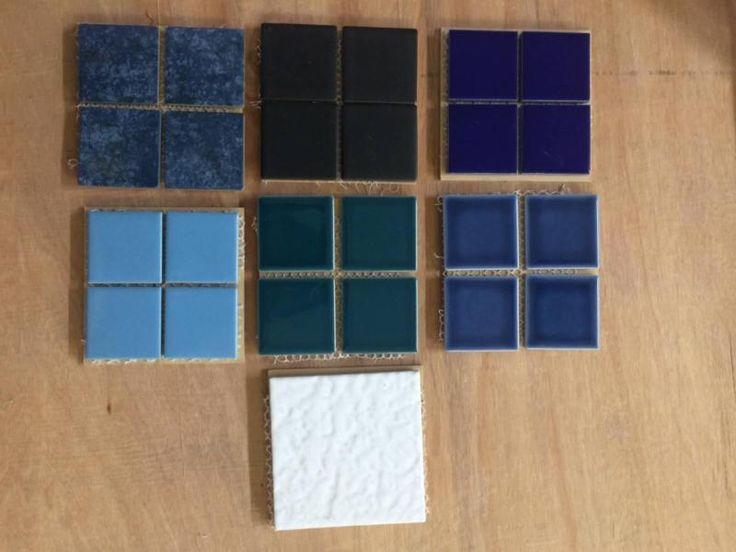 POOL TILES- 48 X 48mm & 25 X 25mm GLOSS/MATT$ 20 PER SQM   Building Materials   Gumtree Australia Glen Eira Area - Bentleigh East   1098427973