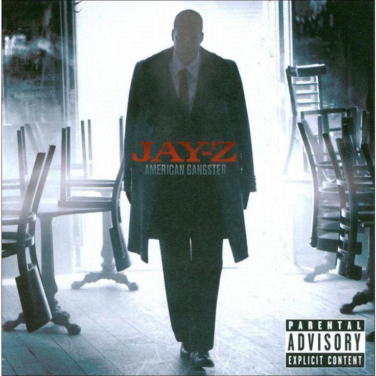 Jay-Z - American Gangster [Explicit Lyrics] (CD)