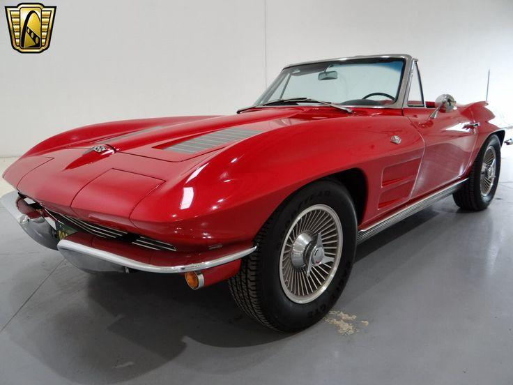 935 best images about 63 - 67 Corvettes (C2) on Pinterest ...