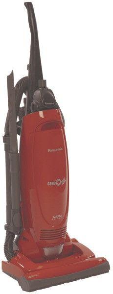 panasonic - upright vacuum