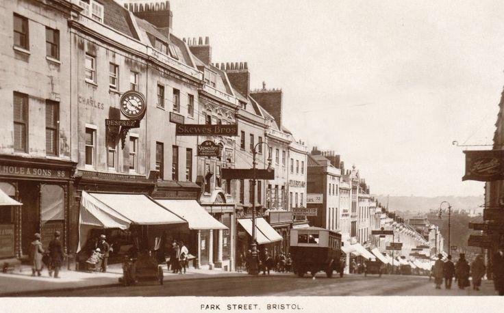 Park Street.
