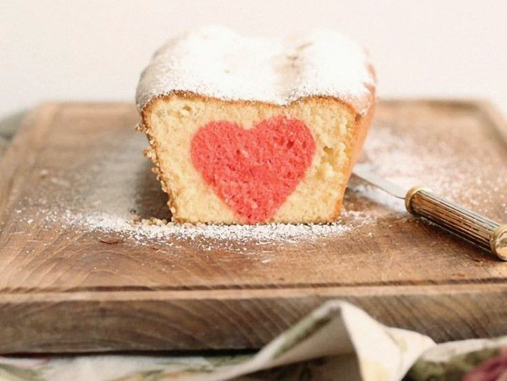 DIY-Anleitung: Kuchen mit Herz backen via DaWanda.com