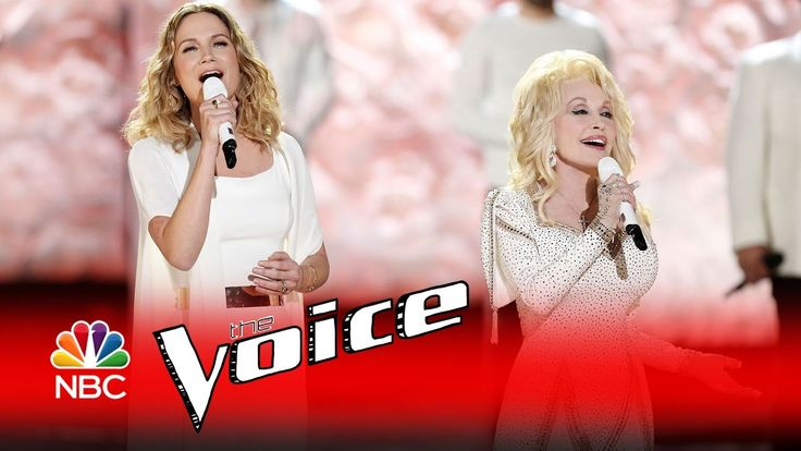 "Dolly Parton, Jennifer Nettles and Top 10: ""Circle of Love"" - The Voice ..."