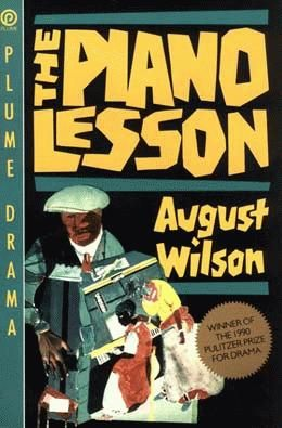 August Wilson's The Piano Lesson, is a Pulitzer prize winning play for drama. Description from theateronline.com. I searched for this on bing.com/images