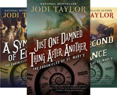 Complete order of Jodi Taylor books in Publication Order and Chronological…