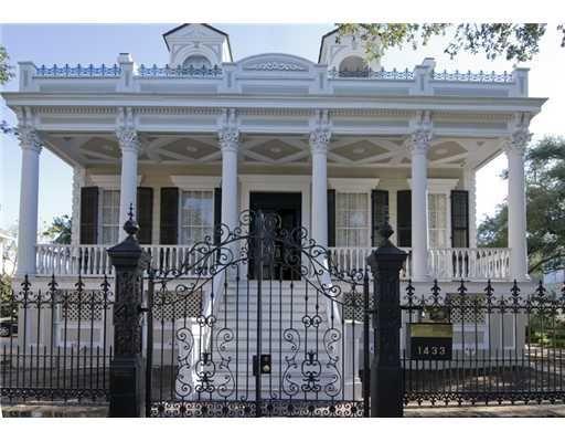 Garden District New Orleans New Orleans Garden District Pintere