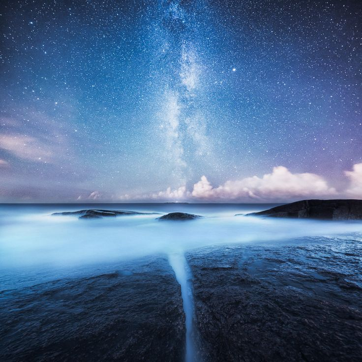 20 Breathtaking Photographs Of Finland's Night Sky