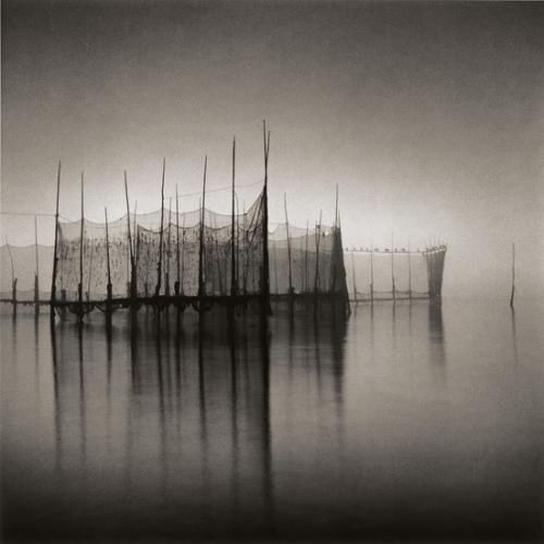 LISA TYSON ENNIS :: Fishing Weir Study III, DeerIsland