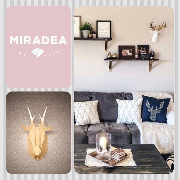 Fa őzike trófea | Miradea