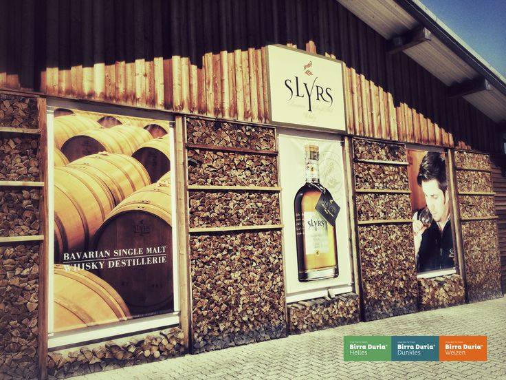Besuch bei Slyrs am Schliersee