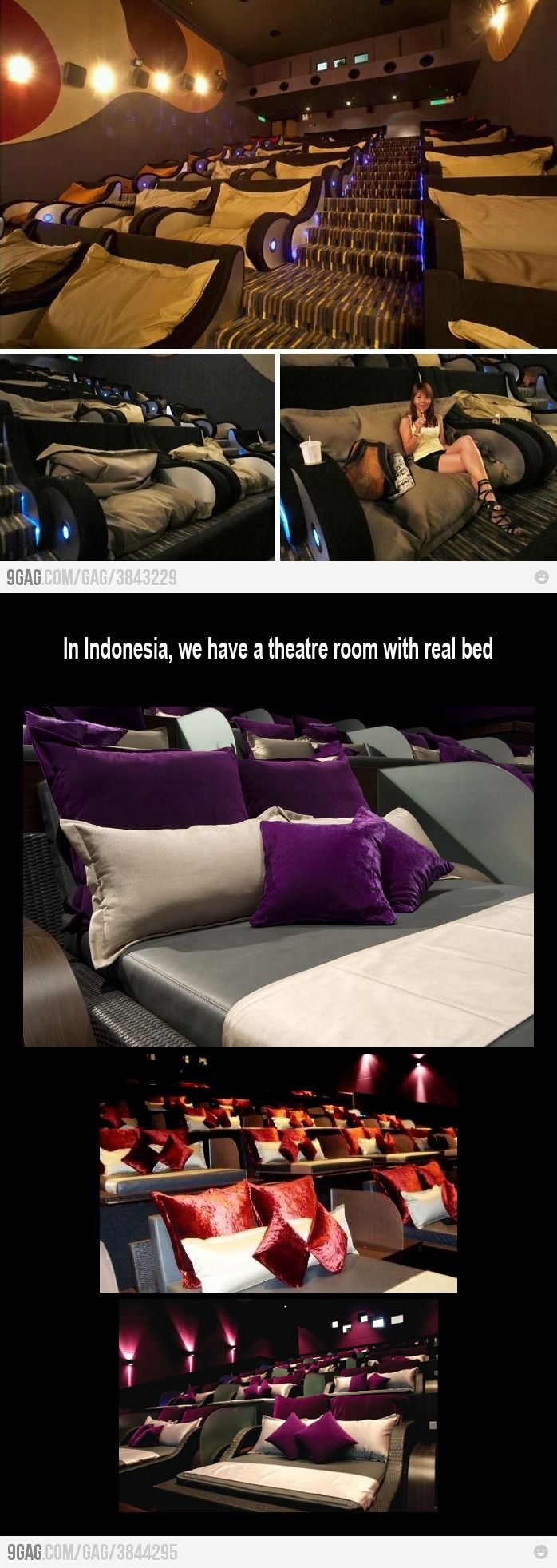 what! thats awesome.: Theater Room, Movie Room, Awesome Theatre, Idea, Movie Theater, Bed, Dream House, Movie Theatre, Place