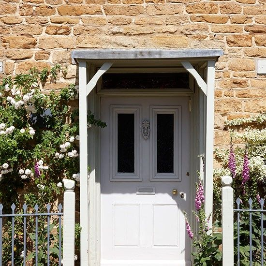 Front Entrance Garden Design Ideas: Gardens, Garden Photos And Cottages