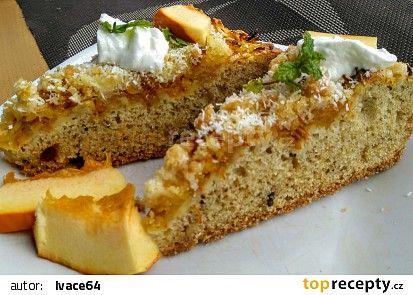 Dýňový koláč s chutí medového perníku recept - TopRecepty.cz