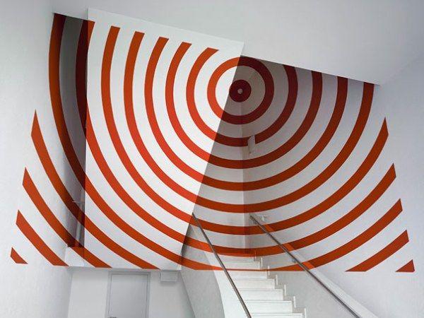 Оптические иллюзии от автора из Швейцарии (11 фото)