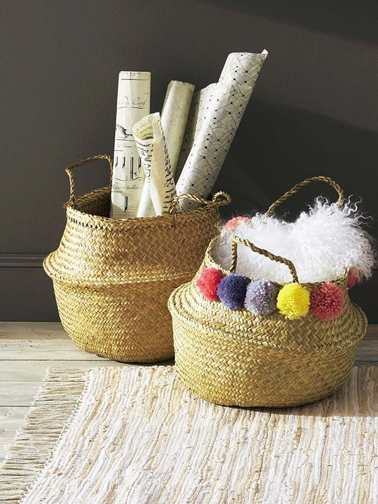 les 25 meilleures id es de la cat gorie paniers tress s. Black Bedroom Furniture Sets. Home Design Ideas