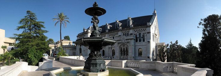 University of Nice Sophia-Antipolis - Grand Château - 1 - Provence-Alpes-Côte d'Azur