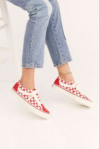 50c619e38575 Bold Ni Checkered Sneaker - Sneakers - Vans - Checkered - Free People