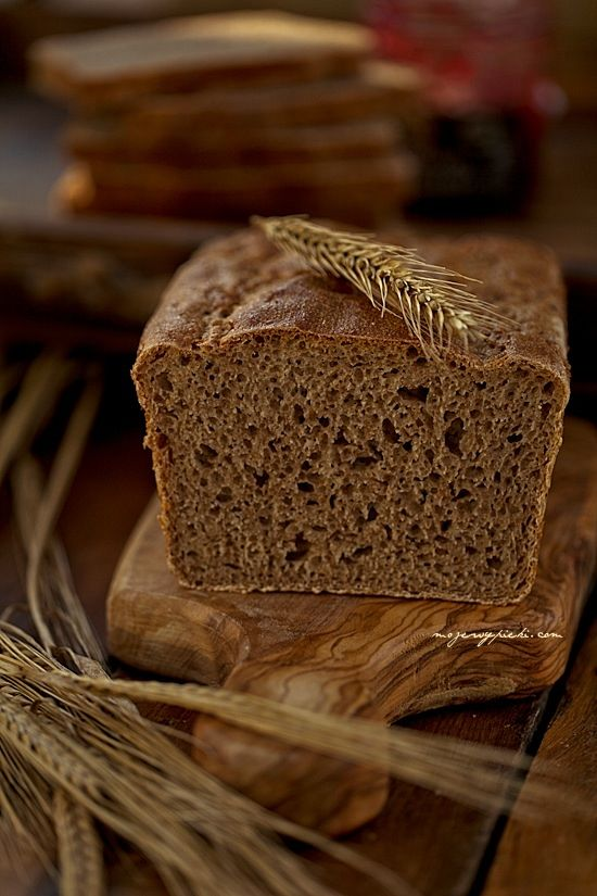 Chleb jęczmienno - żytni