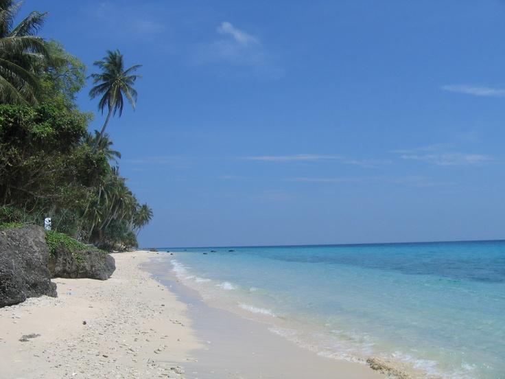 Pantai Sumur Tiga, Pulau Weh, Aceh